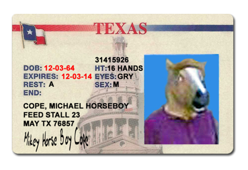 Horse Boy TX DL Fixed and Complete