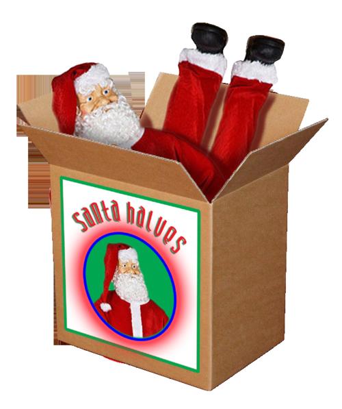 Santa Halves copy