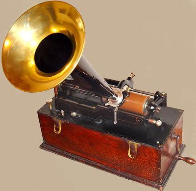 Edisonphonographr